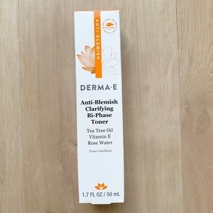 Derma-E - Anti Blemish Clarifying Bi-Phase Toner